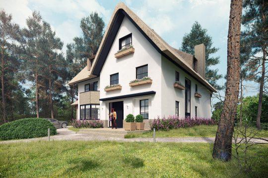 CG Villa exterior 1920